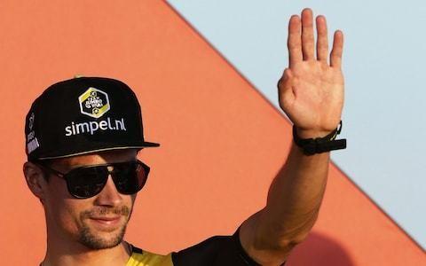 Jumbo-Visma's versatile Primoz Roglic will 'fight as hard as possible' to win Vuelta a Espana