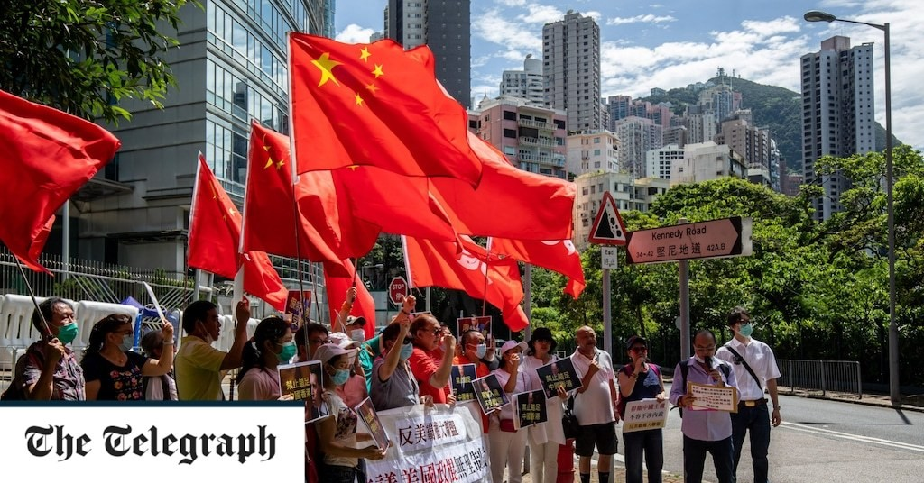 Carrie Lam defend's new Hong Kong security law before the UN