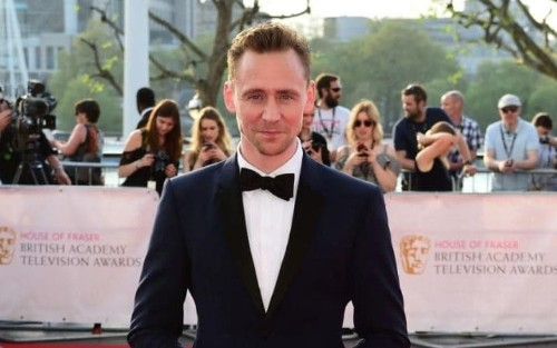 Tom Hiddleston wins Rear of the Year after racy Night Manager scene