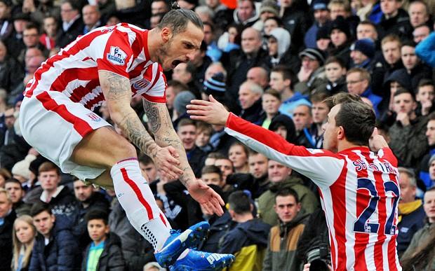 Stoke City 2 Manchester City 0, match report: Marko Arnautovic runs riot against hapless City