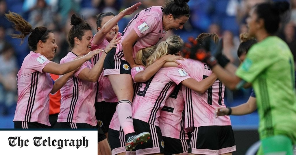 Anonymous benefactor donates £100,000 to Scottish Women's Football