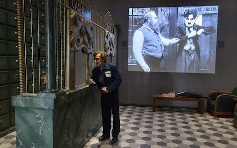 Charlie Chaplin museum to open in Switzerland