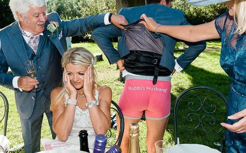International Society of Professional Wedding Photographers funniest pictures - Telegraph