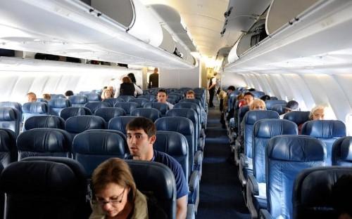 Air passenger misbehaviour 'on the rise'