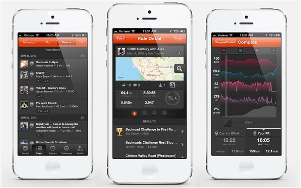 Cycling apps put you at risk from hi-tech burglars
