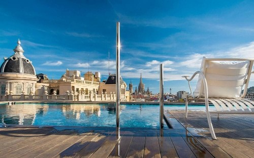 Top 10: the best boutique hotels in Barcelona