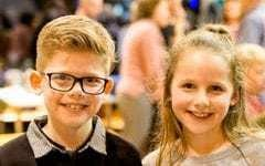 Hooray for the leap year – finally, my twins can celebrate their birthday