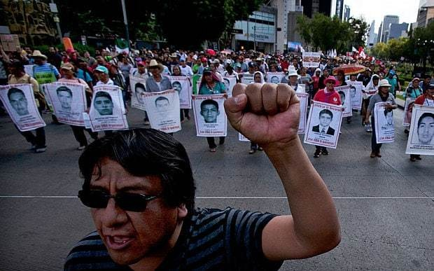 Activist who led search for Mexico's missing students killed