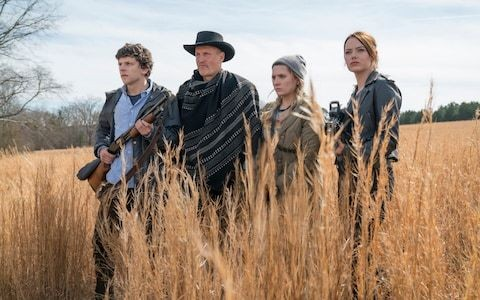 Zombieland: Double Tap review: a gratuitous time-killer, but at least Woody Harrelson is enjoying himself