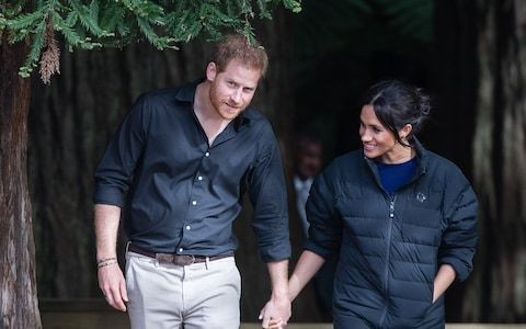 Will the Sussexes be immersed in a celebrity world or royal one? It's impossible to choose both