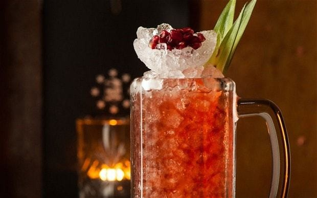 Cocktail of the week: the Autopilot
