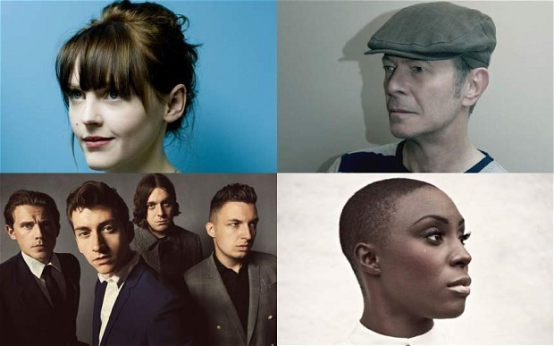 Mercury Prize nominees 2013: who are they?