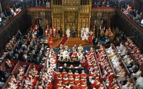 The Queen's Speech was a magical spectacle. Shame it was completely pointless