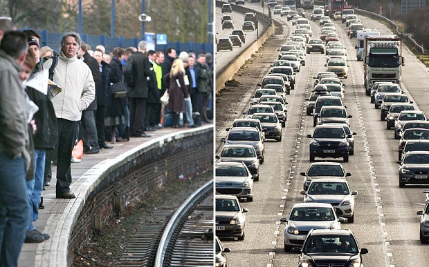 Bank holiday travel disruption: rail strikes and road chaos. Everything we know