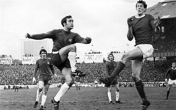 Bobby Tambling may not have been the quickest but he was the perfect team player with a great left foot