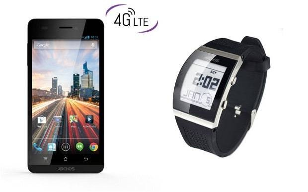 Archos to launch 4G phones and smartwatches at CES