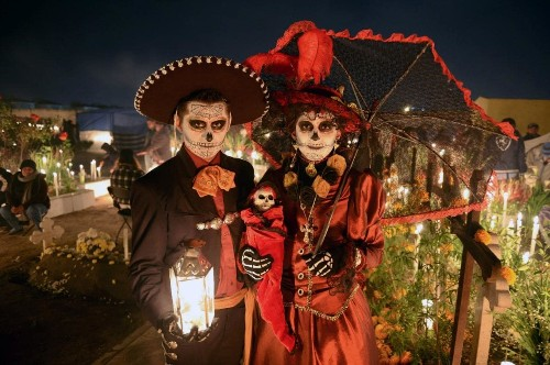 Five of the best places to celebrate Halloween around the world