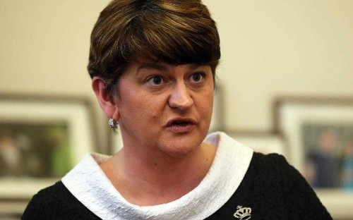 By crying wolf over sexism, Arlene Foster undermines other women's achievements