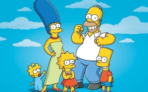 Growing up with The Simpsons means children are now funnier, David Baddiel says