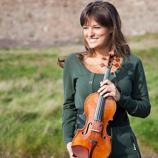 Nicola Benedetti: Children should learn just one instrument