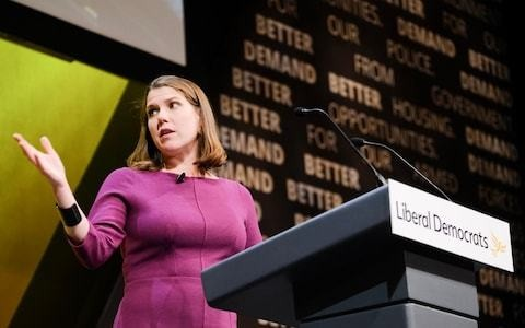 The illiberal Jo Swinson should heed the example of Paddy Ashdown