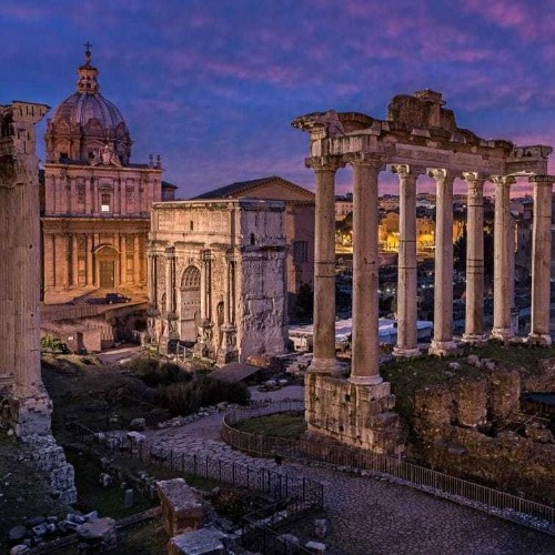 A new light on Rome: the dazzling show bringing ancient Rome back to life this summer