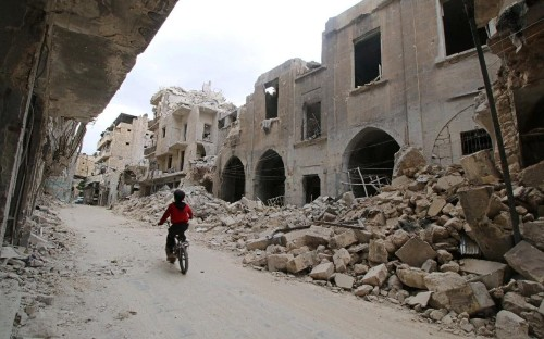 Millions of pounds of British aid to Syria 'may have fallen into the hands of terrorist groups'