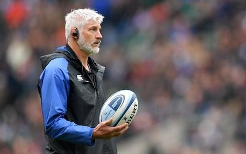 Todd Blackadder to leave Bath ahead of schedule for role in Japan