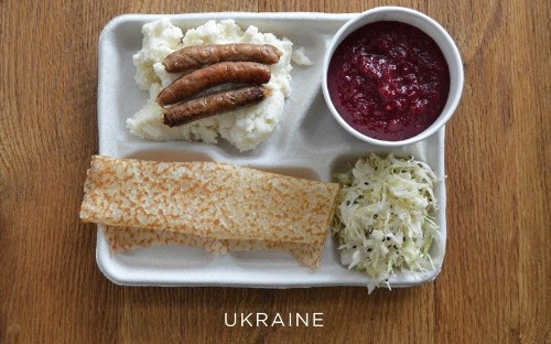 School lunches around the world - Telegraph