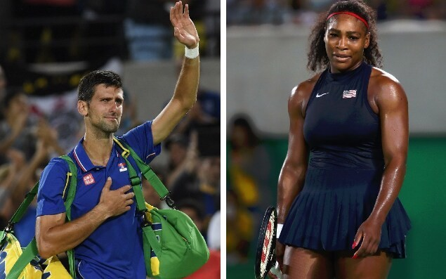 Tennis podcast: Novak Djokovic and Serena Williams out of Rio Olympics, so who will win gold?