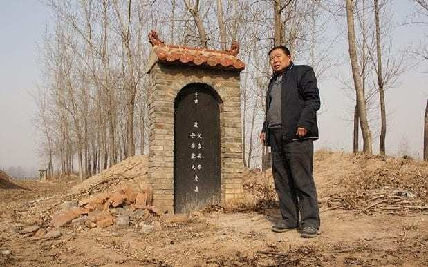 Murdered mentally disabled women sold as 'corpse brides' in China
