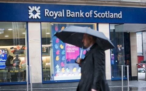 RBS customers in store for £40m payout over foreign currency rigging