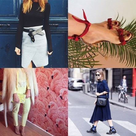 Instagram fashion tips of the week: week 41, 2014 - Fashion Galleries - Telegraph