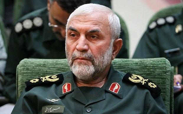 Senior Iranian Revolutionary Guards General Hossein Hamedani killed in Syria
