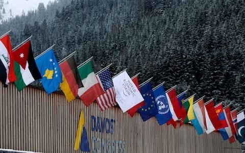 Exhausted central bankers raise the white flag in Davos