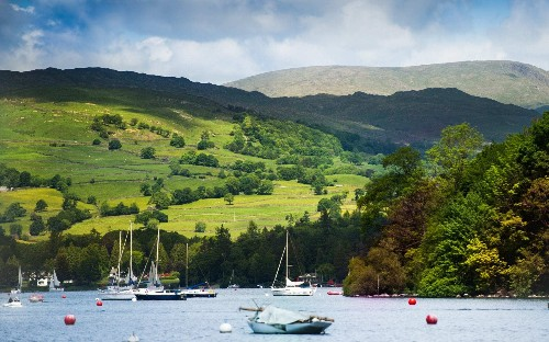 Lake Windermere temperature has risen by a degree since 1980s due to climate change