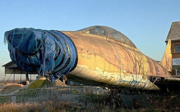 Tiny Kent museum wins battle with US Military over rusty war planes