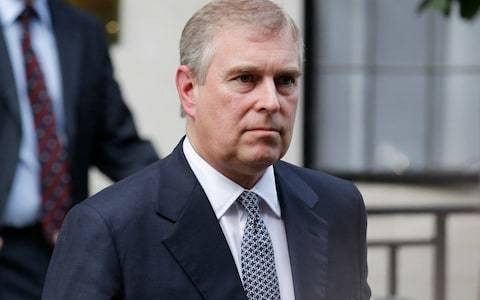 Can an 'overdose of adrenaline' really stop you sweating, like Prince Andrew?