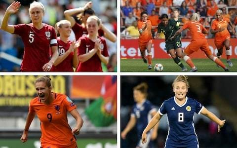 Women's World Cup 2019 groups: Full guide to teams and players