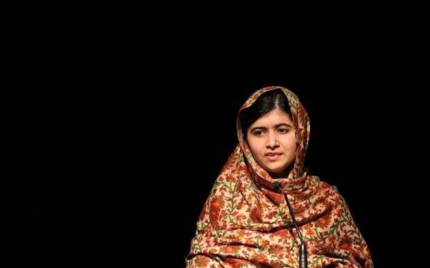 Malala Yousafzai: Teens, don't use Facebook to get 'likes' - use it to highlight women's issues