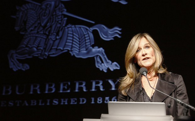 Women can't do it all, says Burberry chief executive Angela Ahrendts