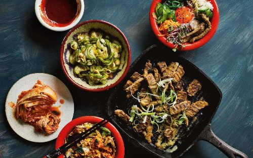 Diana Henry's guide to easy Korean cooking