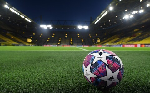 Borussia Dortmund vs PSG, Champions League, Round of 16 first leg: live score and latest updates