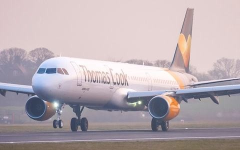 Thomas Cook slumps as it calls in bondholders to boost cash injection to £900m
