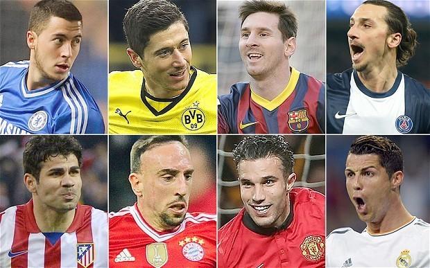 Champions League quarter-final draw 2014: live