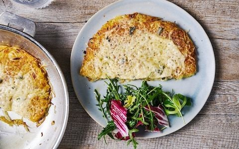 How to make potato rösti