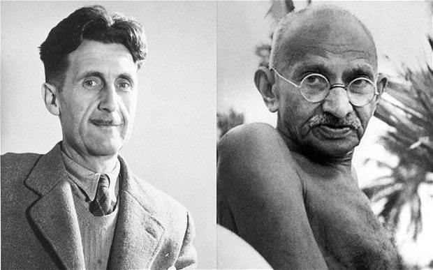 Gandhi memorial axed to preserve George Orwell's Indian birthplace