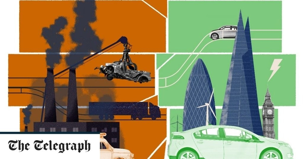 How to invest in electric cars as time runs out for petrol and diesel