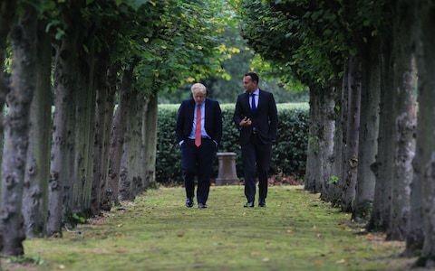 This photo of Boris Johnson and Leo Varadkar shows how deep the UK-Ireland friendship is