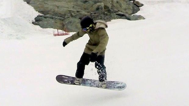 Snowboard skills: how to do an ollie